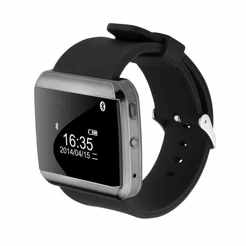 smart bracelet watch,waterproof/Pedometer/Bluetooth/Ultra-long standby +anti-lost+ ABS Wrist for iPhone 5/4 Samsung Galaxy S5(China (Mainland))