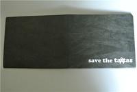 Dupont wallets Tyvek wallet paper wallets novelty wallets   MOQ 2pcs free shipping