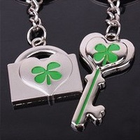 Key and Lock Fashion keychains