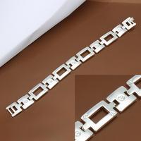mens bracelets 2014 stainless steel bracelet mens jewellery  free shipping LKNSPCH343