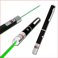 High Quality New Great Powerful 532nm green laser pointer pen flashlight 100mW laser pen light Visible Beam Free shipping
