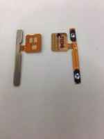 Free Shipping for samsung glalaxy s5 i9600 G900F G900H G900A Volume Key Ribbon Flex Cable