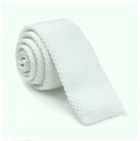 knitted Ties neck Tie Men's necktie Solid Polyester wool high quality JJLD-20