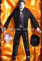 Action figure toys/dolls PVC Play/fashion dolls Model Toy Michael Jackson Black free shipping