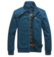 Free Shipping Fashion Man Jacket College Mens Coat Polo T-shirts Male Sportswear Windcheater Military Clothing #WXG11