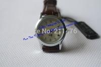 Min.order $10 waterproof birthday gift luxury elegant wristwatch top brand genuine leather quartz watch for wome/men CDWT001014
