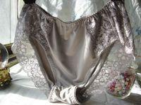 free shipping high quality Milk silk Qmilch women's lace sexy seamless panties briefs  plus size XXXL XXXXL XXXXXL