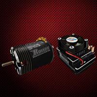 ROCKET 1/10 Car 540 Motor + Toubo 120A ESC + LCD