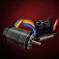 ROCKET 1/8 Car 4076 Motor + 120A ECS + LED High Quality