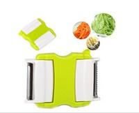 Free shipping  Kitchen essential multifunction vegetable fruit peeler scraper plane cutter cooking tool