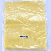 Free Shipping Synthetic Chamois Leather Cleaning Towel Car Wipe Wash Cloth 43x32cm 2 4003-744