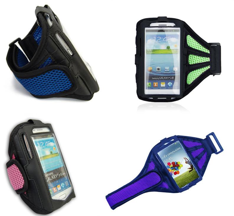 Спортивный чехол на руку для телефонов с экраном 5-5,5 дюйма
