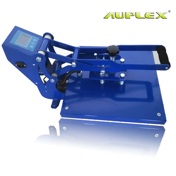 AUPLEX 2014 The Most Cost- Efficient LCD t shirt heat transfer machine(China (Mainland))