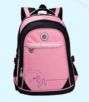 2014 new children school bags orthopedic books bags kids school bag backpack for school boys girls boys safe bag CB003