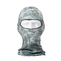 New Summer Winter Outdoor Sports Ski Motorcycle Cycling Neck Encode  Hood Hat Headwear Balaclava Full Face Mask  Protection