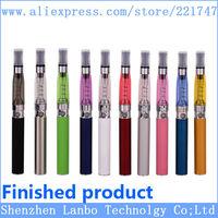 Electronic Cigarette EGO CE5 Kits 1.6ml CE5 Atomizer 650,900,1100,1300mah EGo-T Battery gift box Case Free Epacket