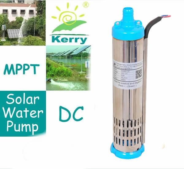 Pompe a Eau Solaire Solaire Irrigation Pompes