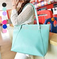 2014 new fashion bag and fashionable leisure all-match bag hand bag lady