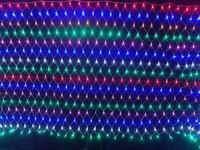 free shipping144 LED Net Light/outdoor led globe light/1.5*1.5m 144 bulbs
