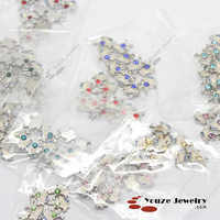 Free Shipping 12 colors Silver Boy Charms (10 of each) for Floating Charms Lockets