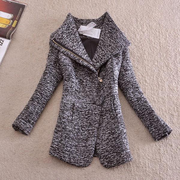 Женская одежда из шерсти Women coat casacos femininos casaco 713ZA290167 женский кардиган oem 2015 casaco feminino casacos femininos c10