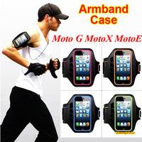 XT1032 Waterproof Running Sports Hand Case Arm Bag Holder Case Pouch For Mobile Phones Moto G Moto X XT1032 XT1021 XT1055 Cases