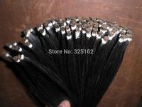60 hanks Black Violin Bow hair in 32 inches, 7 grams each hank