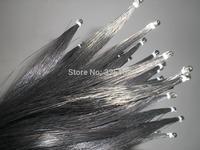 45 hanks Black Violin Bow hair in 32 inches, 7 grams each hank