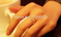 pure 14k yellow gold ring adjustable  small circle shinning line    birthday romantic gift beautiful wearing free shipping