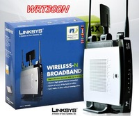 LINKSYS WRT300N  Wireless  Router DDWRT,TOMATO,WAYOS WIFI repeater AP wireless router