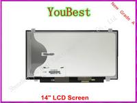 "14.0"" WXGA HD Slim LED LCD Laptop Screen For Sony Vaio SVE141R11L Display Panel"