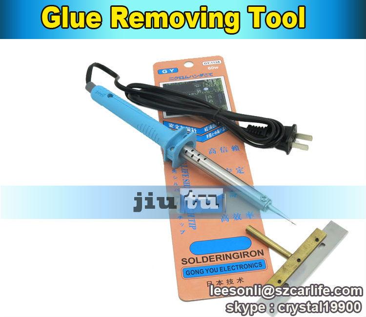 oca di rimozione pellicola polarizzata rimozione di telefono cellulare rotto riparazione per rimuovere colla adesiva periphone 4si9300 samsung fix