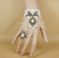 Wedding Bracelets Bohimia Jewelery Hand Made Bridal Bracelet Vantage Wrap Bracelets Birthday Gift For Woman Wedding Jewelry
