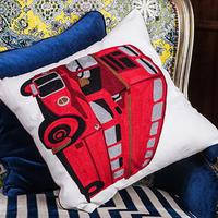 Cute cartoon pillow car pillow cushion sofa cushion against pillowcase office / wdx647