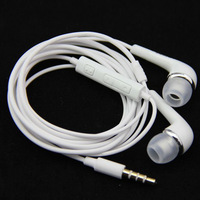 Free Shipping  Headphone wire  headset For  Samsung GALAXY SII S2 SIII S3 S4 Ace N7100 N7000 I9300 I9100 S5830i  no Box