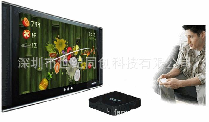 Supply of the living room computer TVB2 Android TV box HD Internet TV Box Android(China (Mainland))