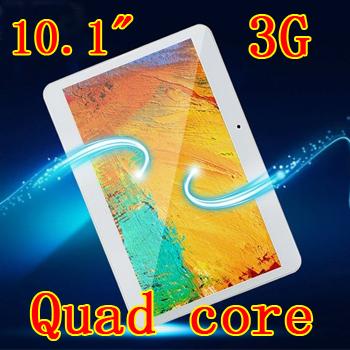 Samsung tablet pc quad core 10.1 pulgadas teléfono llamada 3g sim ranura de la tarjeta de memoria ram 2g 16g 1024x600 bluetooth gps wcdma tabletas pc 7 8 9 10