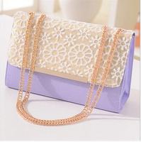 New 2014 summer womens bags fashion vintage lace bolsas women shoulder bag handbags  women messenger bags cross body clutch