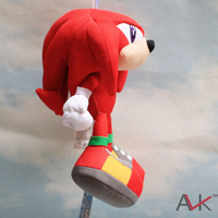 Animation game Sonic the Hedgehog Sonic plush doll 18cm fine red Sonic toys