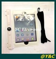2014 100% Universal  Waterproof Case PVC diving waterproof  pouch  Bags For apple mini waterproof bag 10 meters Hot Sale
