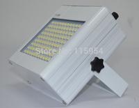 NEW LED white strobe dj lights SMD5050 disco strobe light party nightclub flashing disco lights Adjustable speed