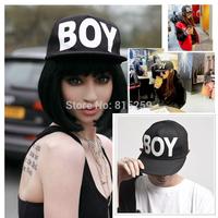 Five colors 2014 New BOY hat Kullies Snapback Hats For men And Women London boy cap baseball cap hip pop Punk Style