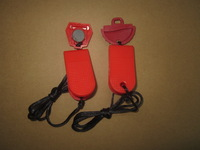 Safety key for Motorized treadmill with free shipping 10pcs/lot