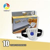Waterproof Bark Stop Pet Dog Training Collar Ultrasonic Anti Barking Control Training System E15