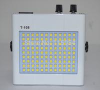 2015 FULL COLOR strobe dj lights SMD5050 disco strobe light party nightclub flashing disco lights Adjustable speed LED