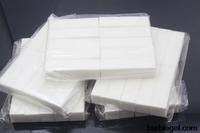 Free shipping 50PCS/set White Buffer Block ACRYLIC NAIL TIPS SANDING FILE / nail care buffer nail art tool