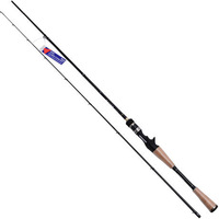 Tsurinoya 1.95m ELITE ELC-652UL FUJI Casting Fishing Rods,Trigger reel seat Bass fishing poles,Free shipping by Express
