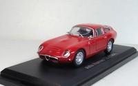 ixo - altaya 1/43 Alfa Romeo TZ 1964 diecast  car model