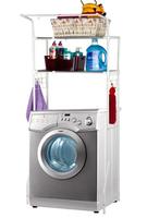 toilet shelf washing machine frame
