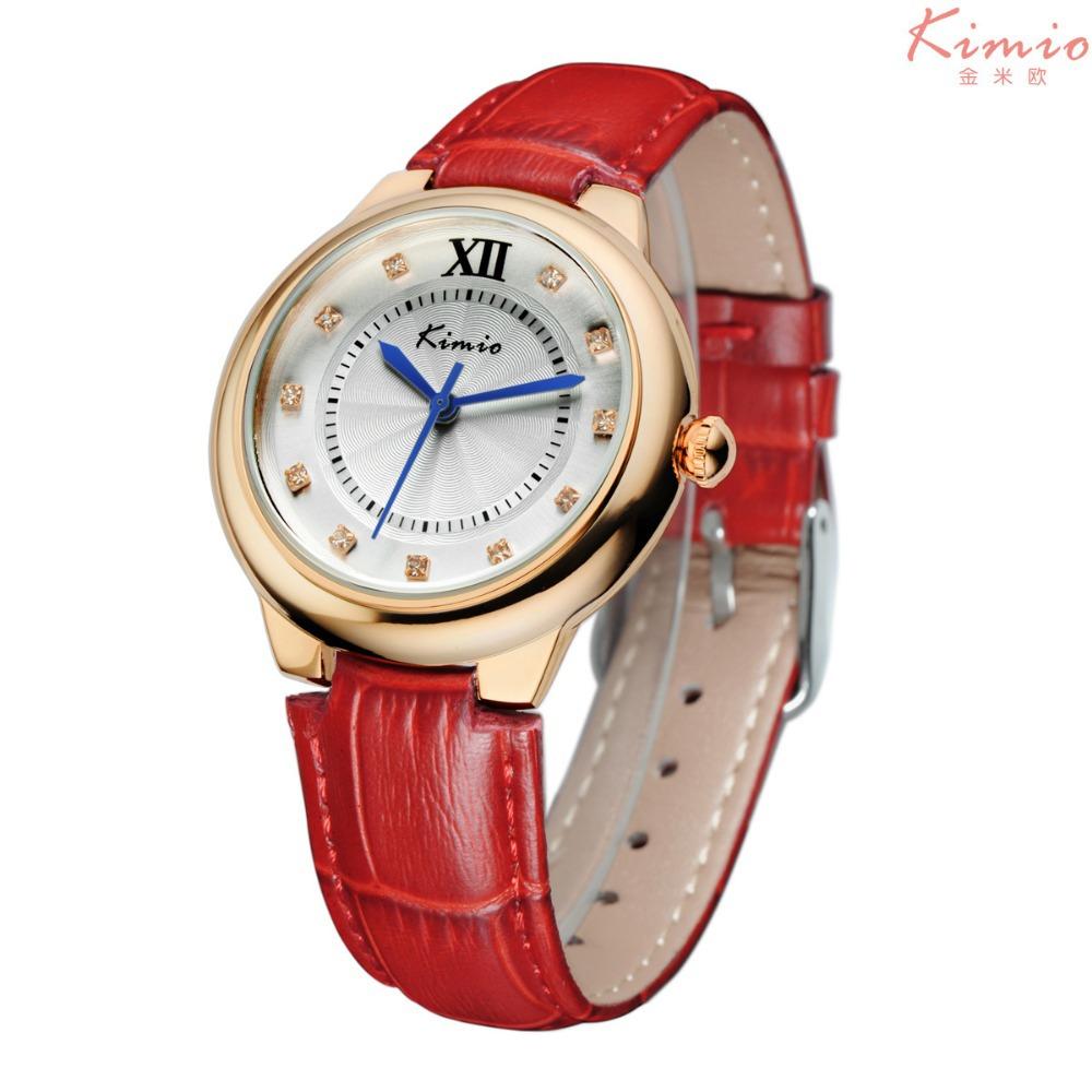 моды кварца женщин часы часы случайных